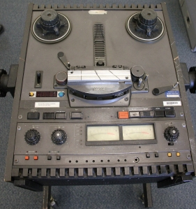 Otari open reel player